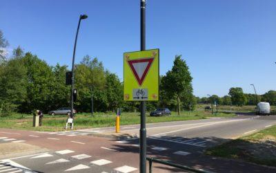Een interactieve oplossing voor de gevaarlijke oversteekplaats in Nijverdal
