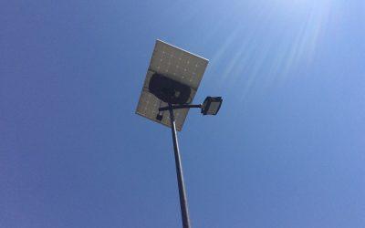 Solarverlichting