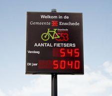 fietstellingen tellingen fietsen fietstelsysteem