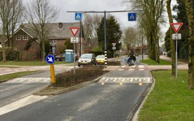 Veilig oversteken in Beuningen