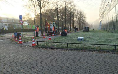 Dynamische fietsoversteekplaats