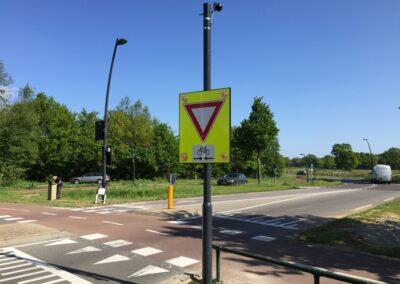 led verlichting led waarschuwingsborden attentieborden